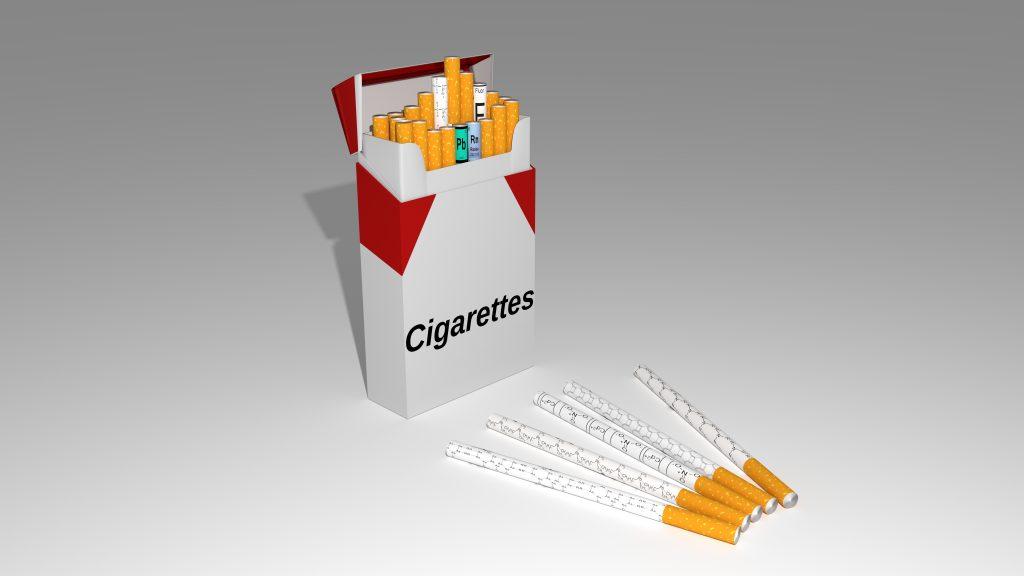 La cigarette, tabac poison mortel