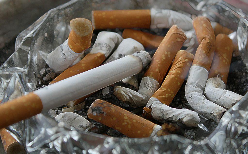le Tabac, la première drogue addictive