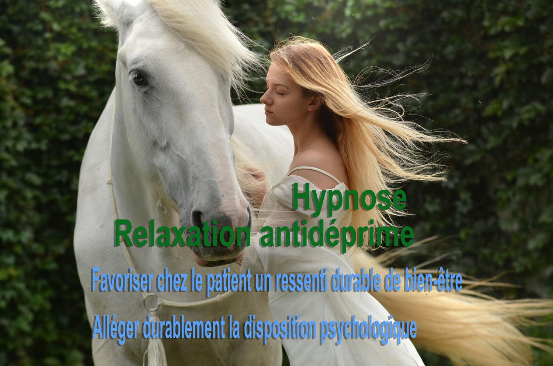 """""""Favoriser chez certains patients l'allègement de leur disposition globale, en les amenant à relâcher la lourdeur intérieure qui favorise leur déprime..."""" HypnoThérapie Docteur Jean-Victor Belmère"""