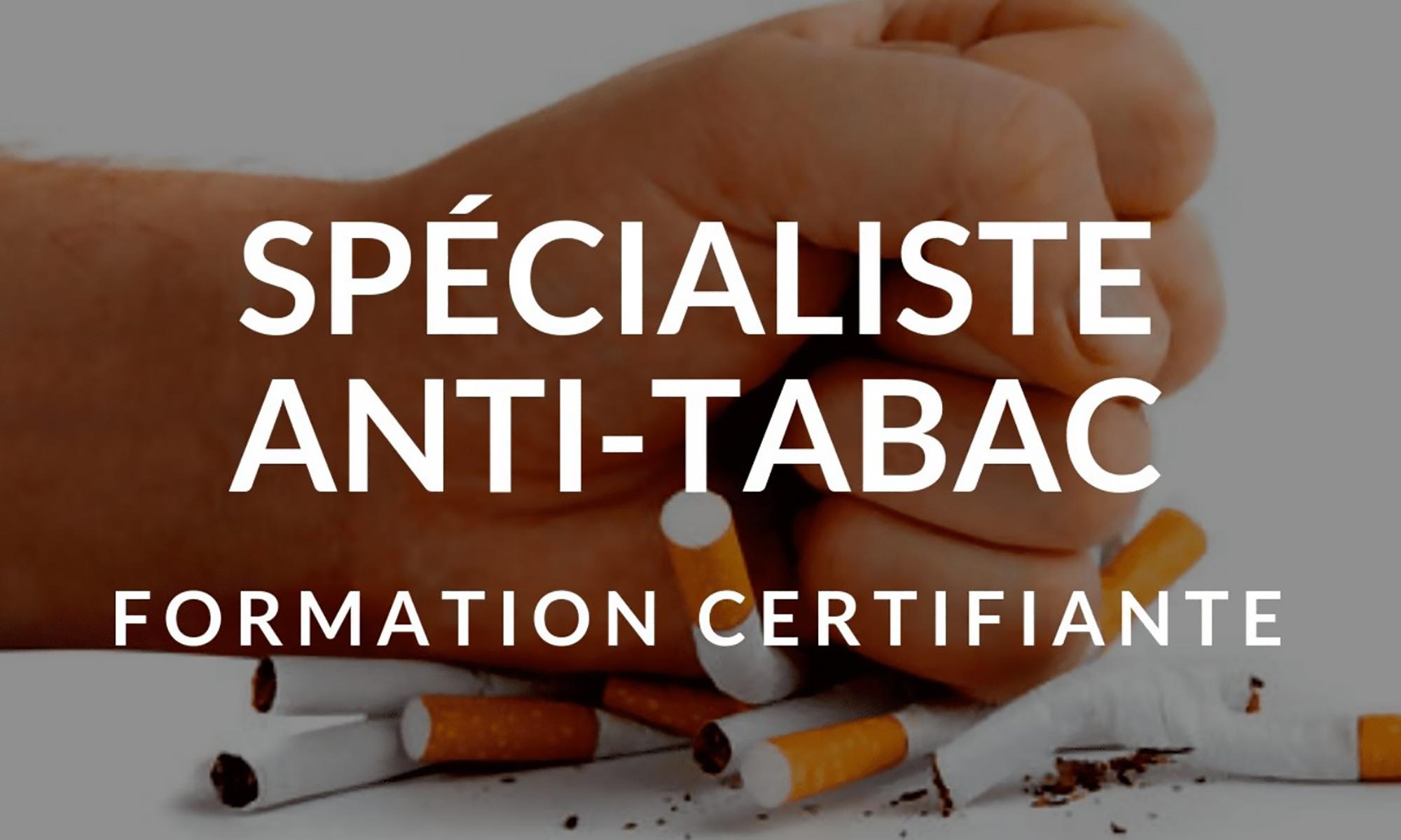 devenir thérapeute spécialisé dans le sevrage tabagique