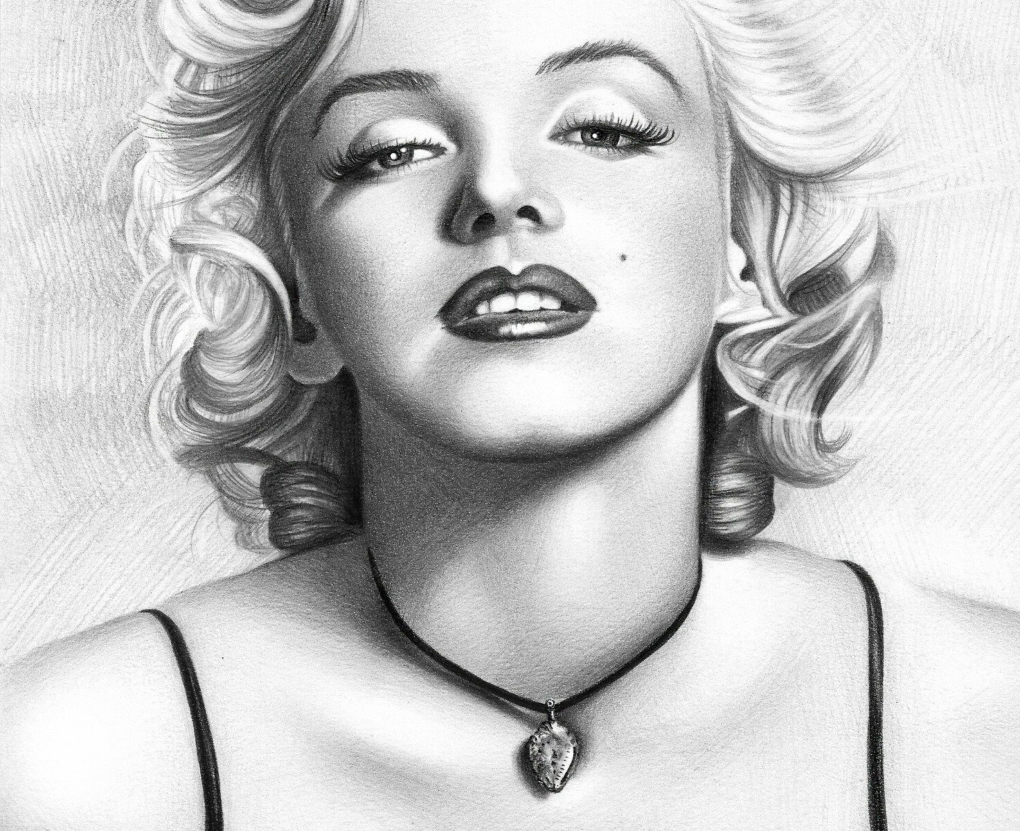 Marilyn Monroe by cotehy